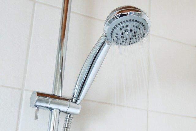 シャワーの日の注意点