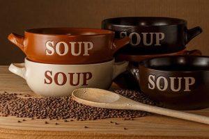 朝は空腹にさせることが大切 ( たまねぎ & りんご スープ )