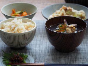 玄米 納豆 などの伝統食で放射性物質を排出すると体温もアップする