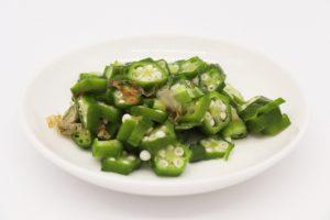 下痢のときは ヌメリ 成分を摂る ヌメリ野菜