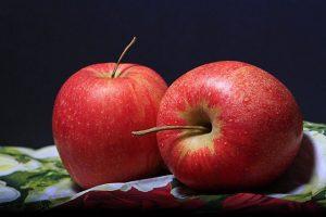 りんご 便秘なら皮ごと、下痢ならすりおろしを