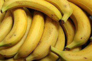 快便に向くのは若い バナナ