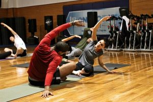 適度な運動は腸が喜び、過剰な運動は腸がいやがる